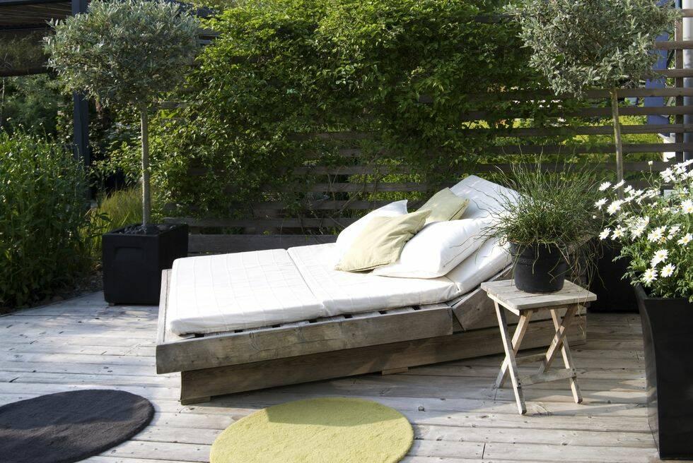 Så skapar du gröna rum i din trädgård