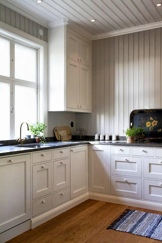 Vilket hem – och vilket badrum! Lantliga huset är en romantisk dröm