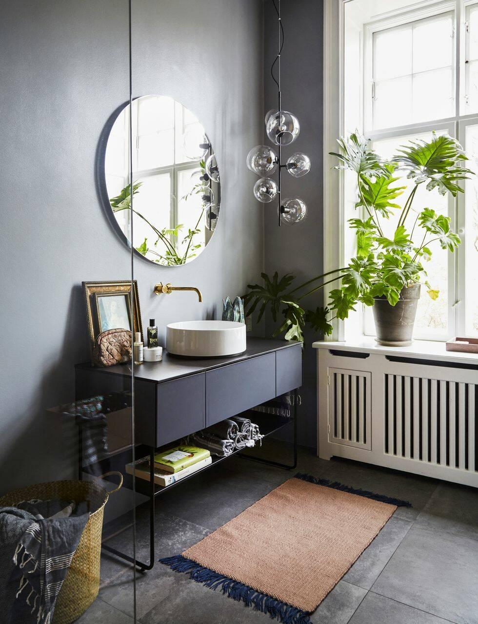 Så här skapar du ett ombonat och lyxigt badrum