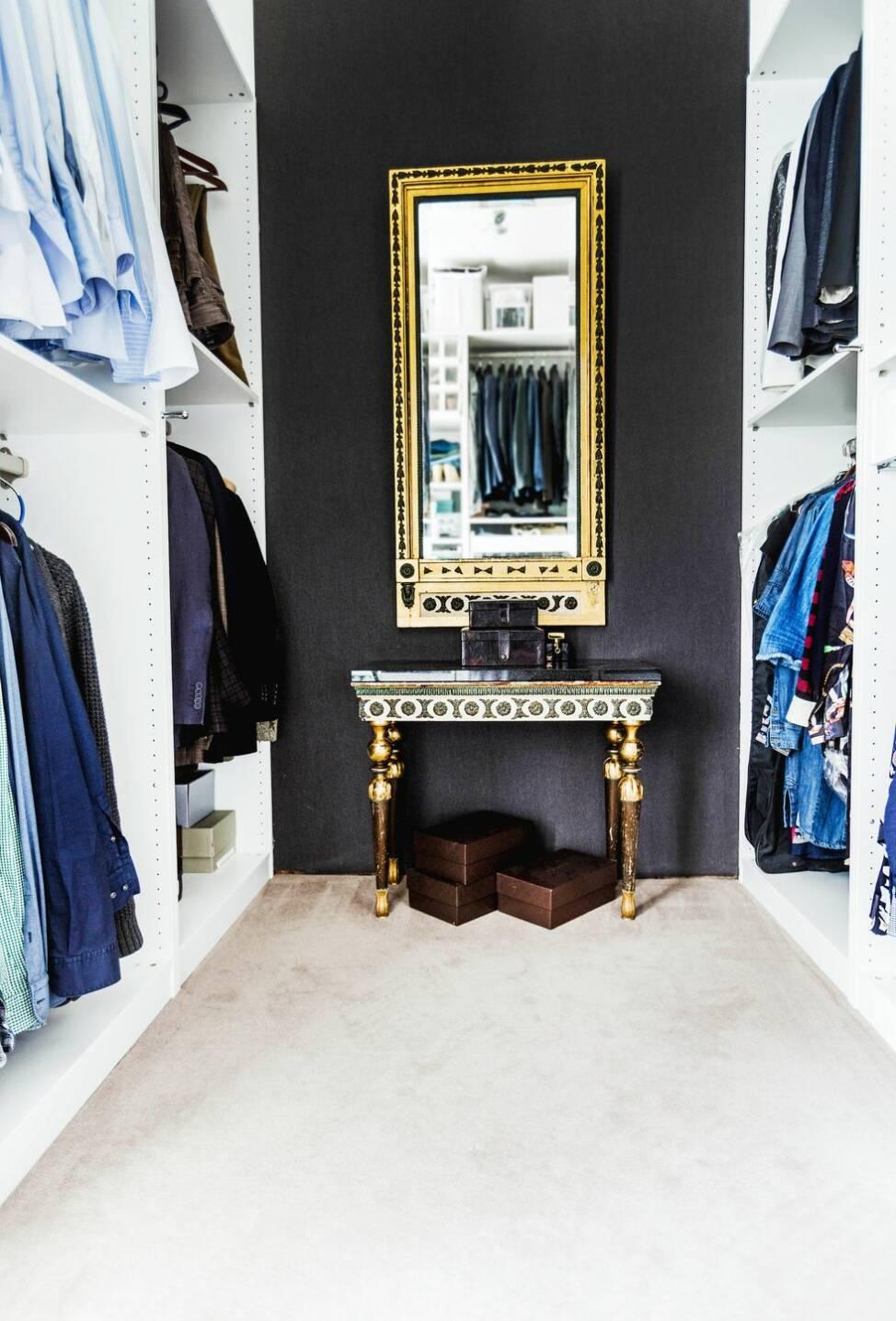 Kika in i modedesignerns underbara våning