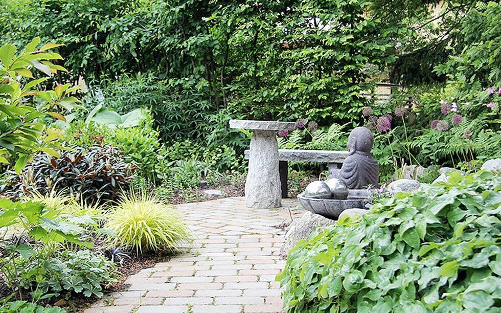 10 drömträdgårdar att inspireras av