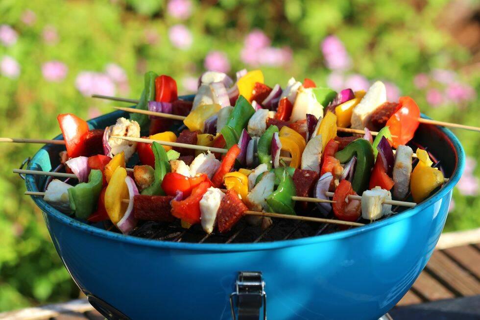 I sommar vill vi grilla mer miljösmart – så här lyckas du med vegogrill