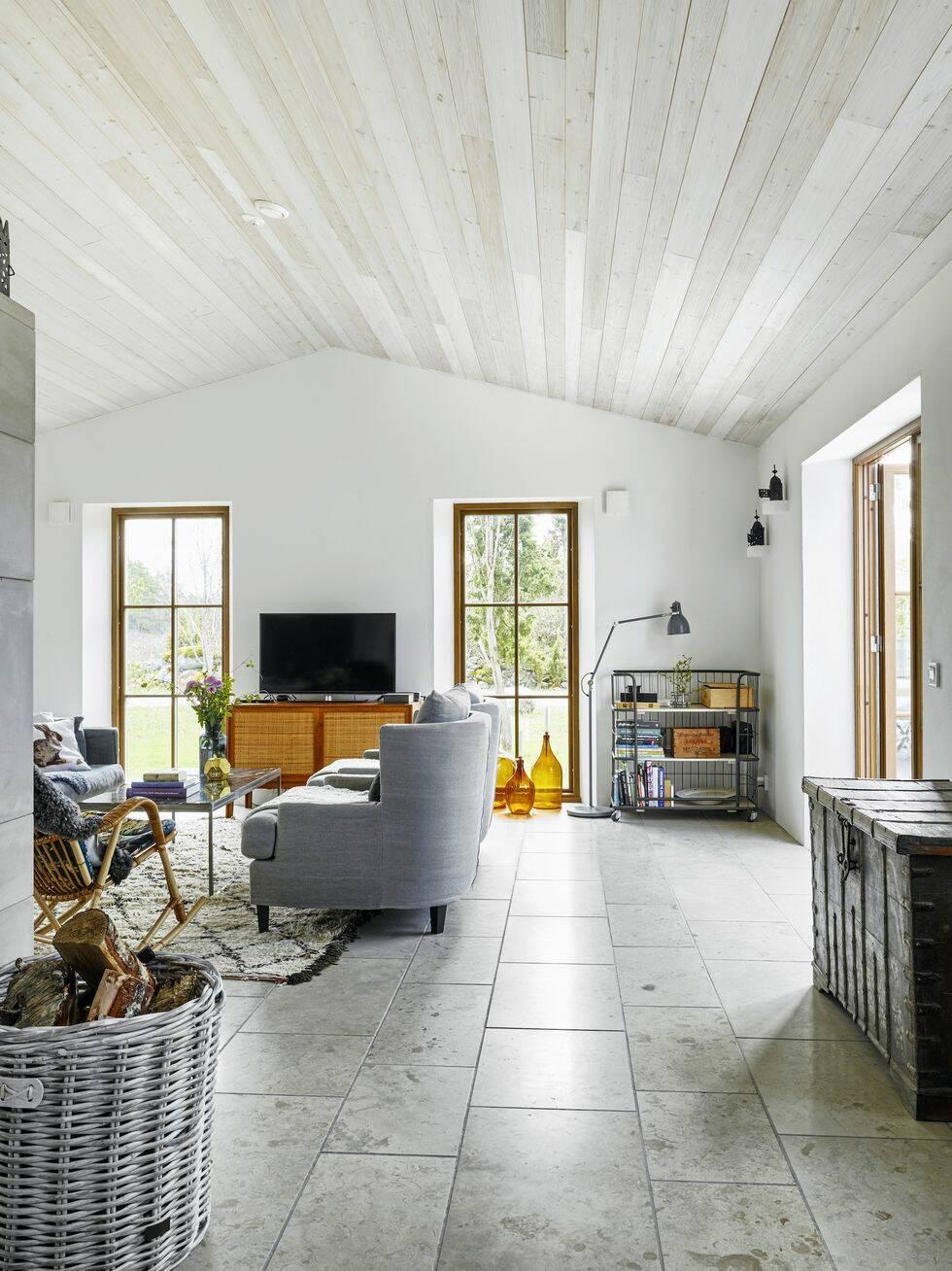 De uppfyllde drömmen om ett hus på Gotland – se de fantastiska bilderna!