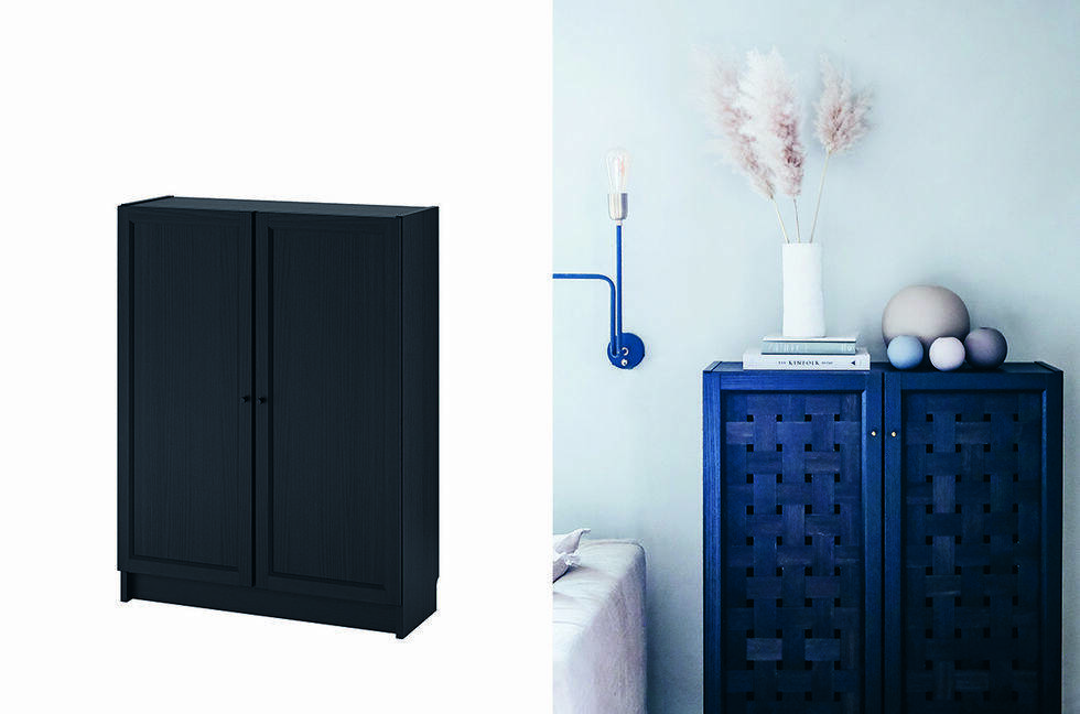 Så ger du dina Ikea-möbler nytt liv