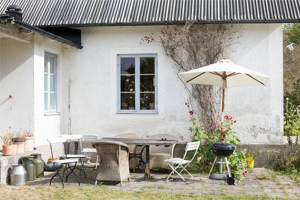 Drömmigt lantliv på Gotland