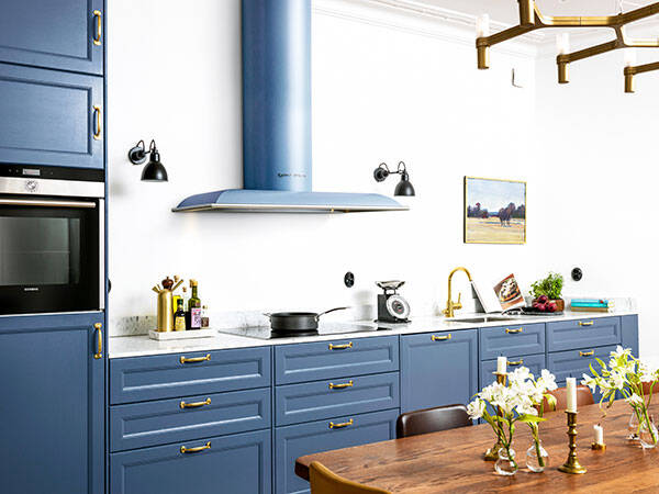 5 sätt att förnya köket