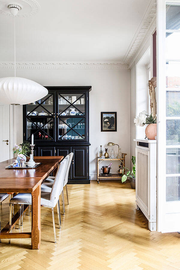 Våning ala Paris - inred med fransk stil
