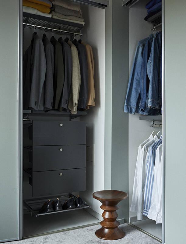 Rensa och ordna i garderoben – Daniel Lindström tipsar