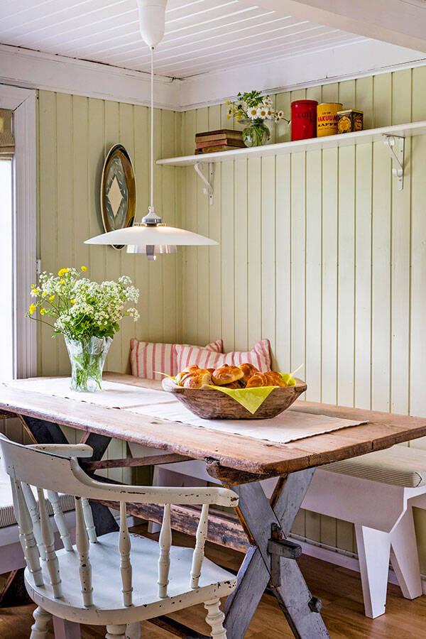 Sommarliv från förr - att ta hand om gamla hus