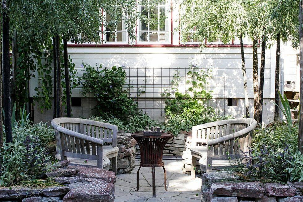 Mästarens trädgård - så skapar du Villa Fresco - stilen