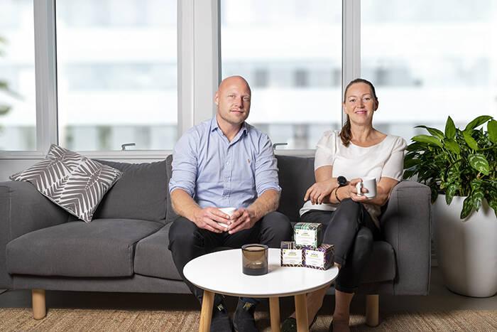 Jenny och Niklas gjorde dröm till verklighet – med hållbarheten i fokus