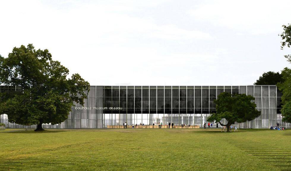 Bauhaus 100 år – nu öppnar The Bauhaus Museum Dessau