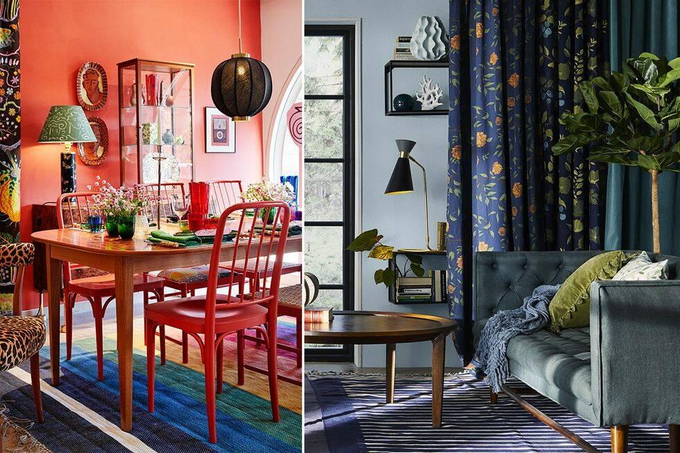 Färgfanfar – nu kommer 90-talet tillbaka