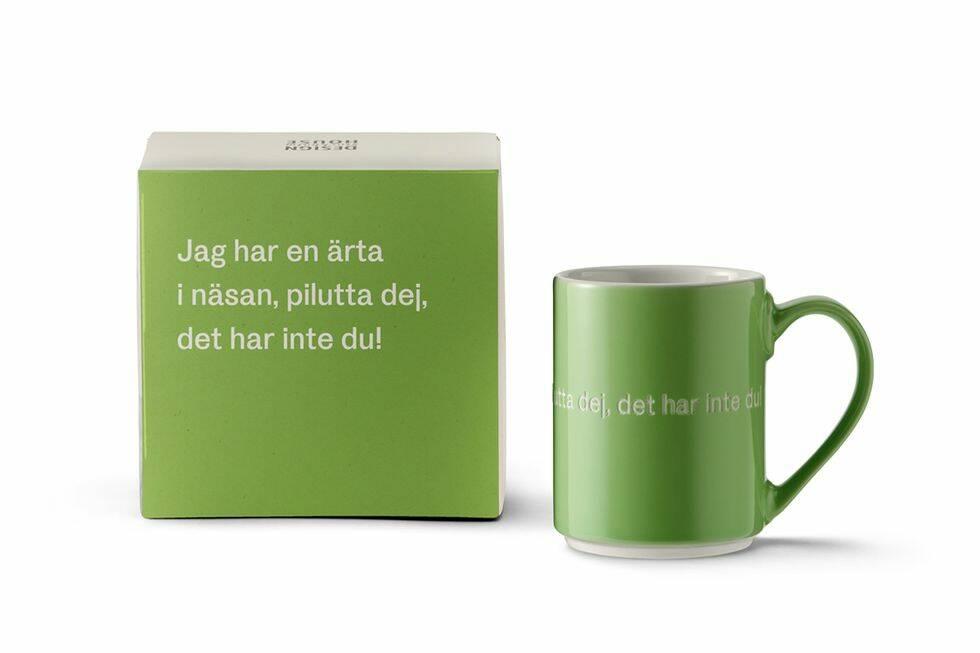 Vilken Astrid Lindgren-mugg är du?