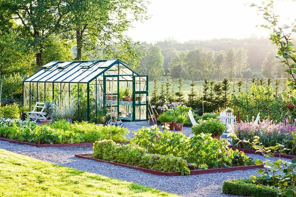 7 inspirerande trädgårdar - planera och plantera för nästa säsong