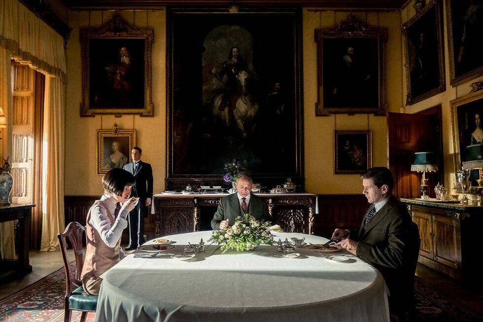 Inred som i Downton Abbey – se trailern från filmen här