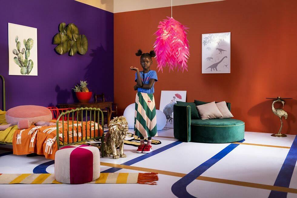 Rätt färg i rätt rum - färgexperten visar hur