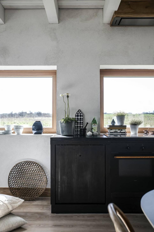 Så här planerar du ditt drömkök – inspireras av det rustika smycket på Österlen