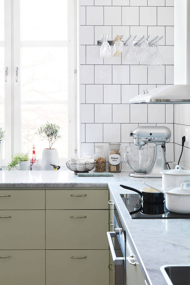 Guide: Så väljer du rätt bänkskiva till köket