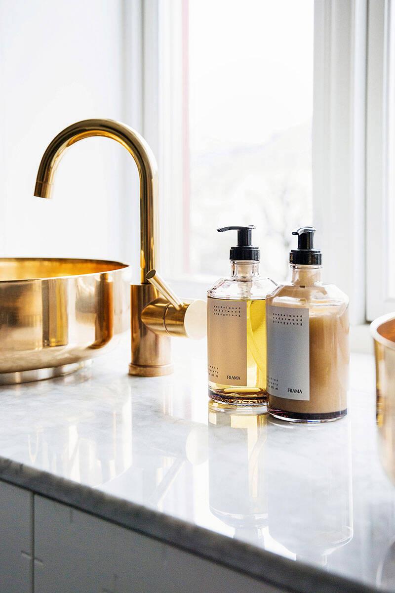 5 lyxiga badrumsdetaljer – så fixar du stilen!