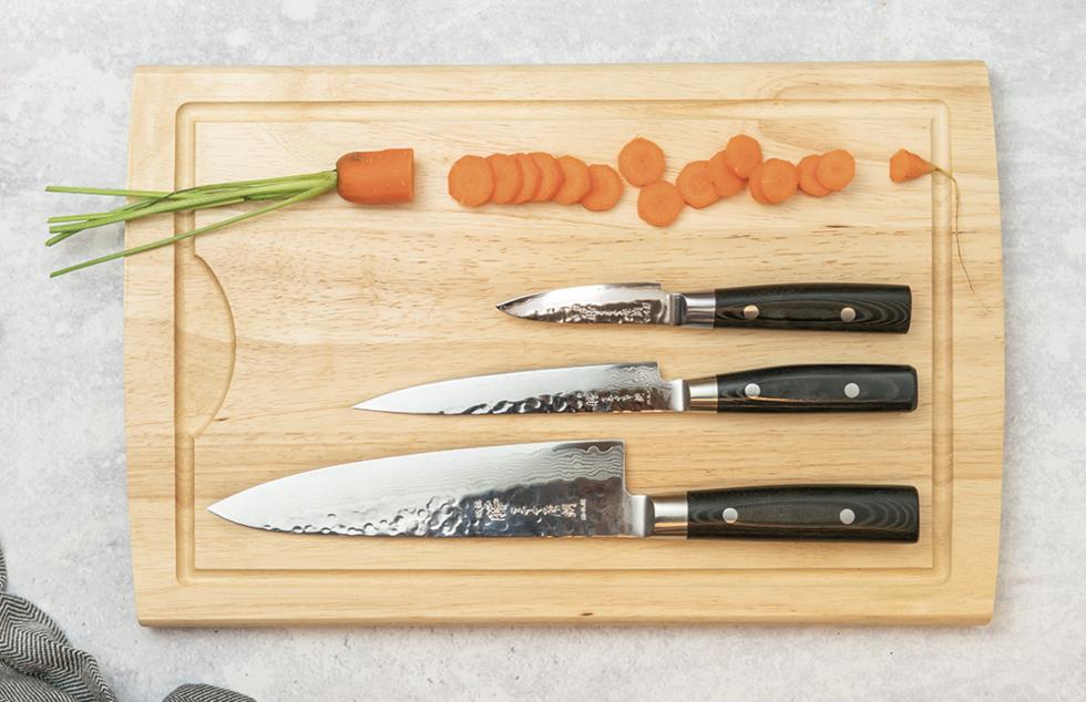 Bästa tipset: Knivarna du borde ha i köket
