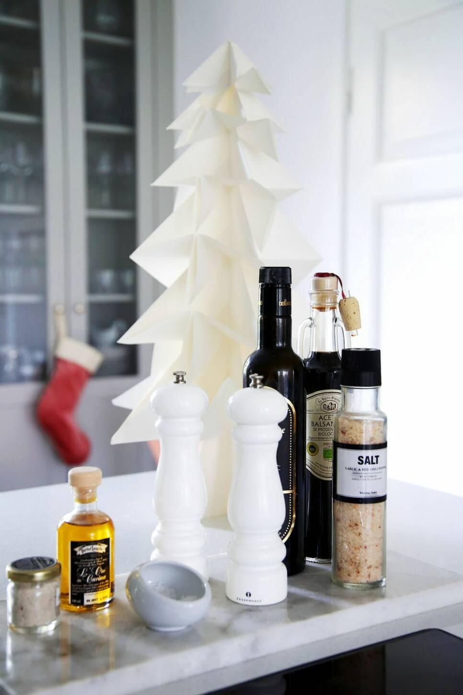 Här firas en glittrande jul på temat