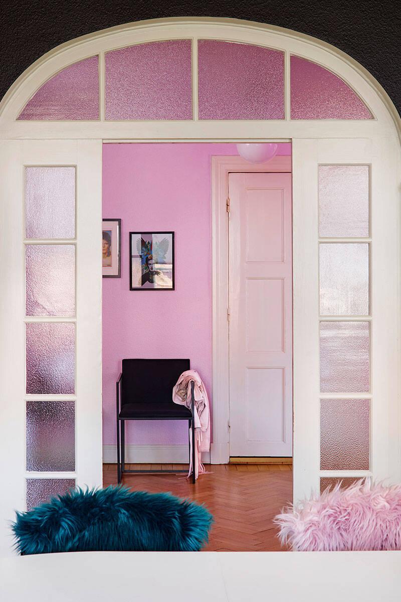 Inred med färg – 11 rum att inspireras av