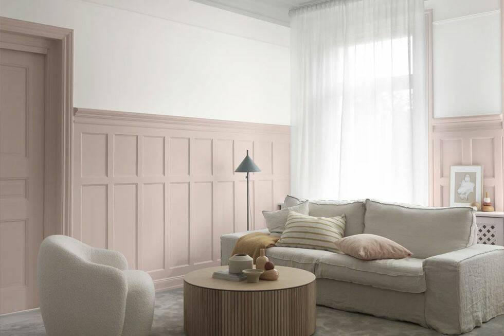 5 sätt att inreda med trendfärgen rosa