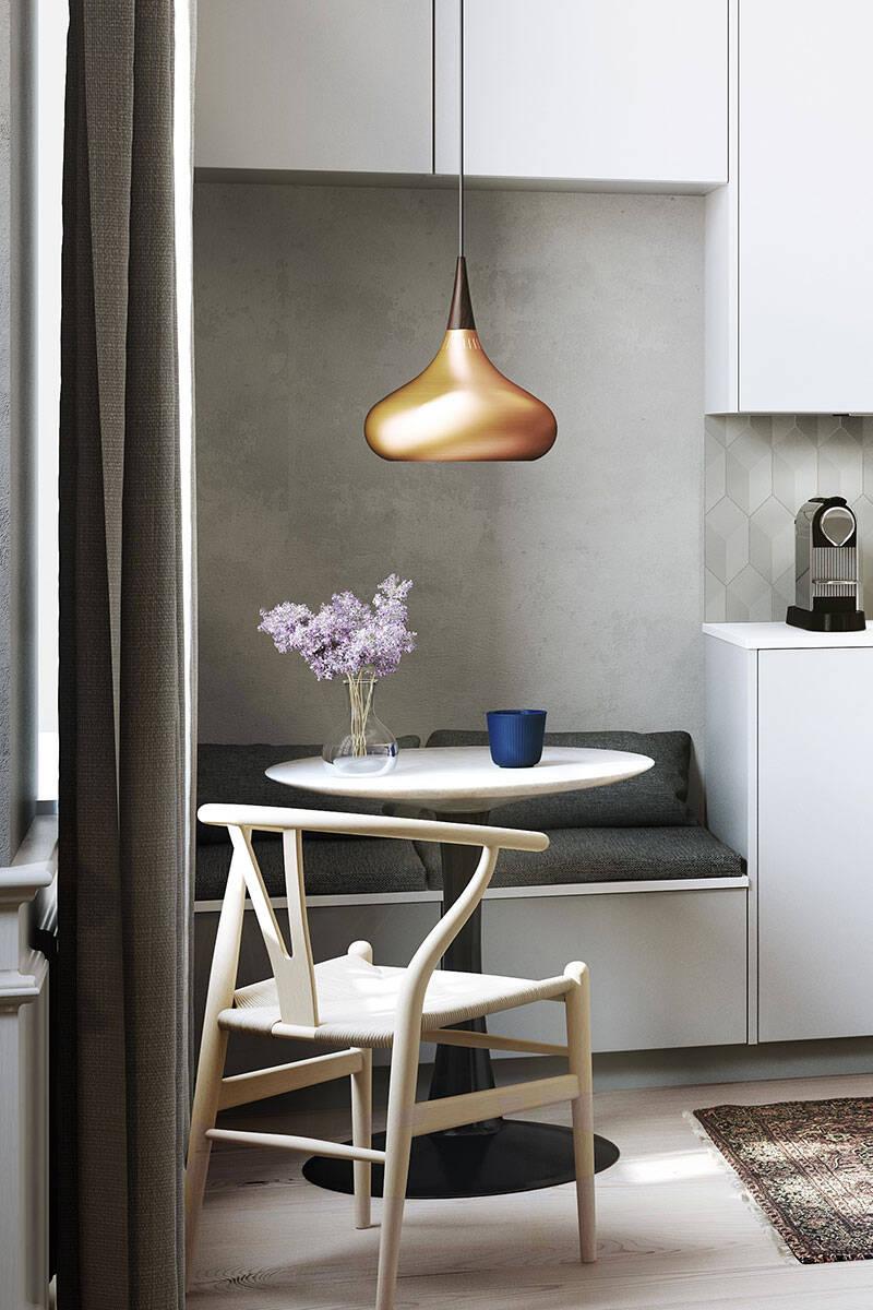 Så planerar du ett litet kök –5 smarta tips