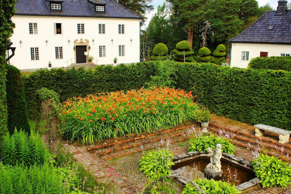 8 vackra trädgårdar du måste besöka i år