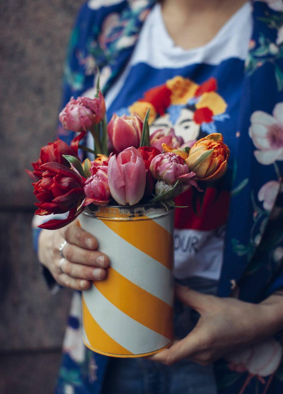 Skapa vårkänsla med krispiga tulpaner – My Feldts 5 bästa tips