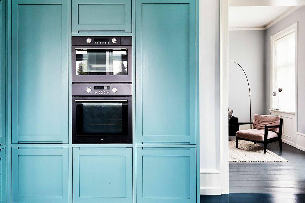Så skapar du ett modernt kök i Art déco-stil