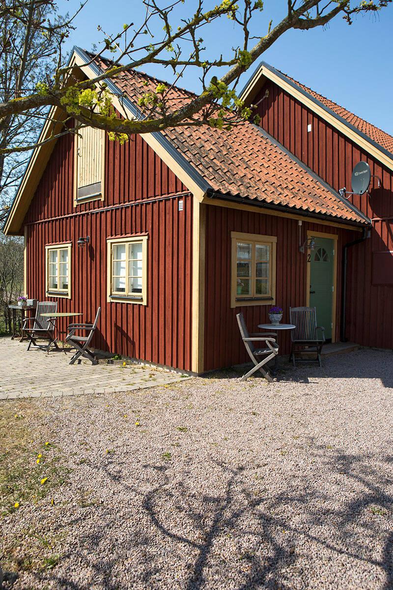 Romantisk stilkrock i Skåne