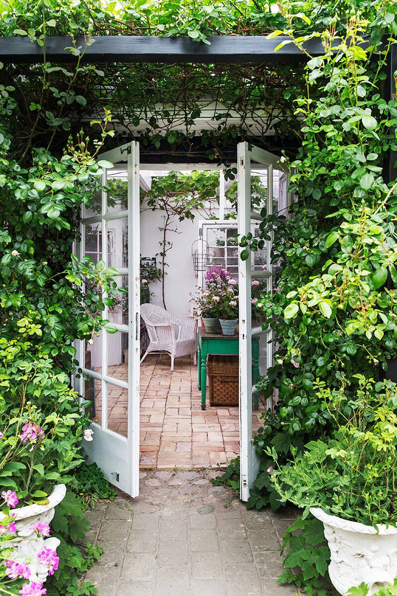 Tjuvkika på nya Hus & Hem Trädgård – 4 tips för ett grönskande uterum
