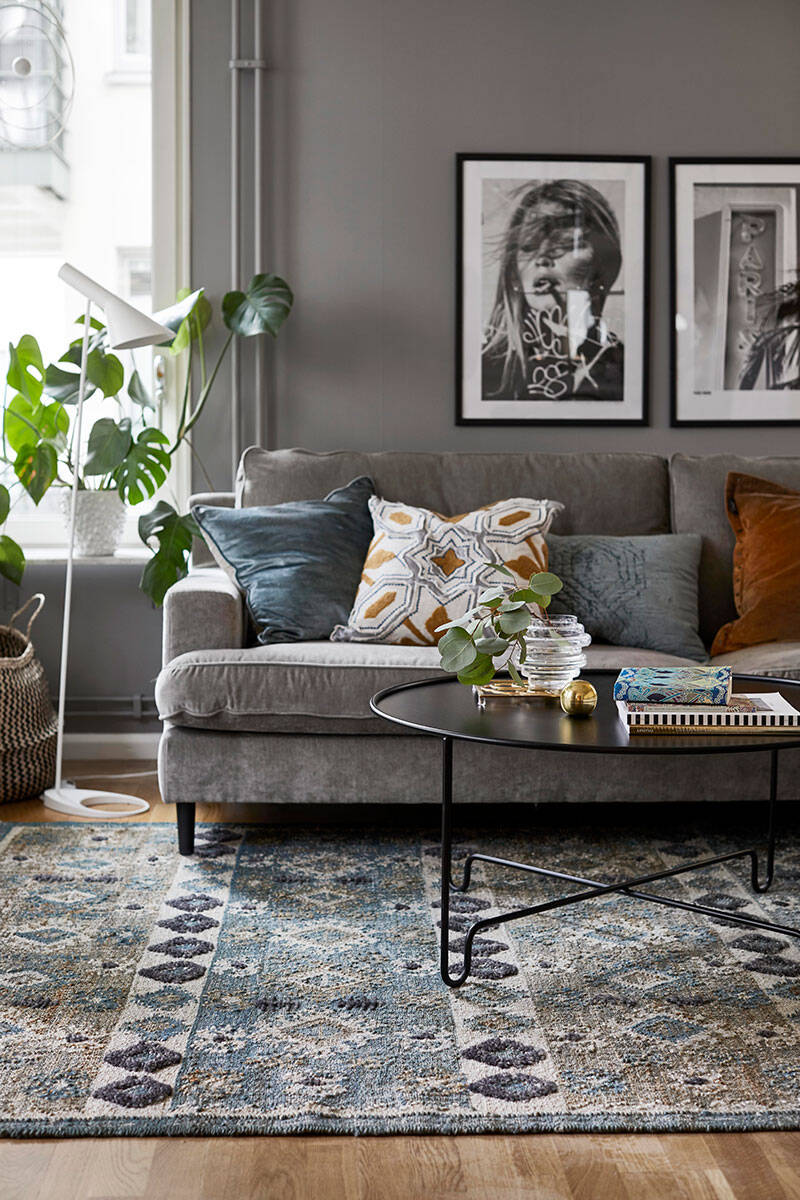 Stylisten tipsar –5 enkla knep som ger vardagsrummet ett lyft