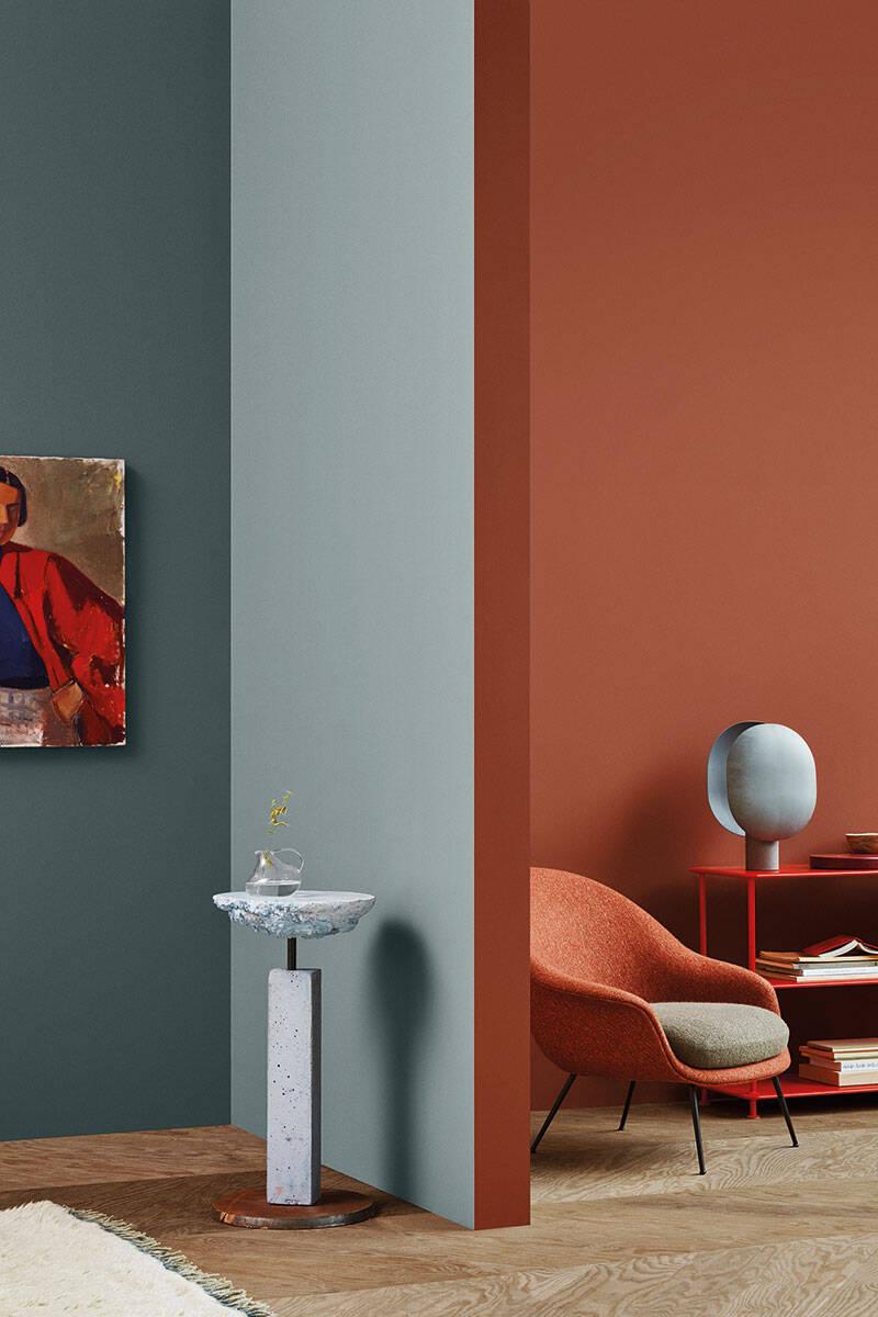 Experternas tips: 5 saker att tänka på när du väljer väggfärg hemma