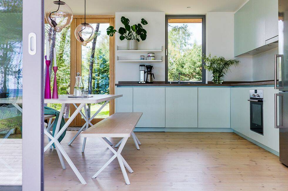 Arkitektritad sommaroas i Skåne – kika in