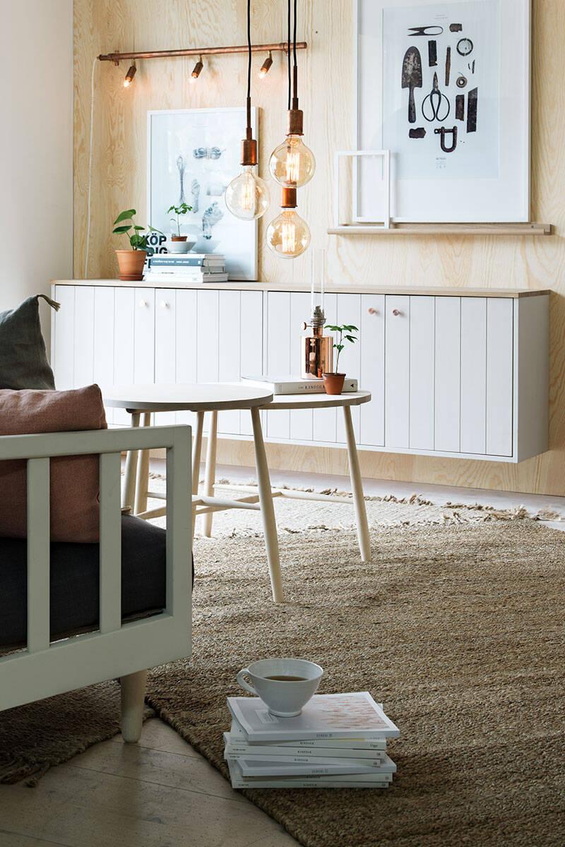 Skapa ett lättstädat hem –9 inredningstips