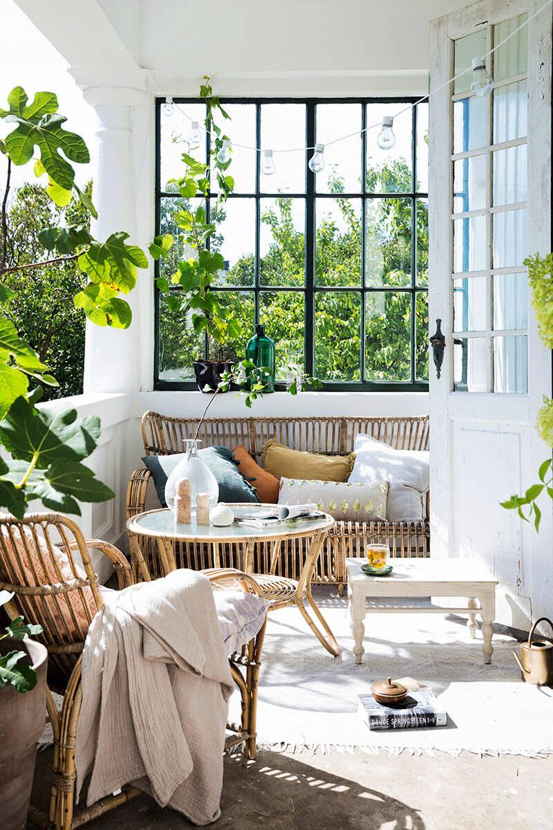 Inspiration: Förvandla terrassen till en harmonisk oas
