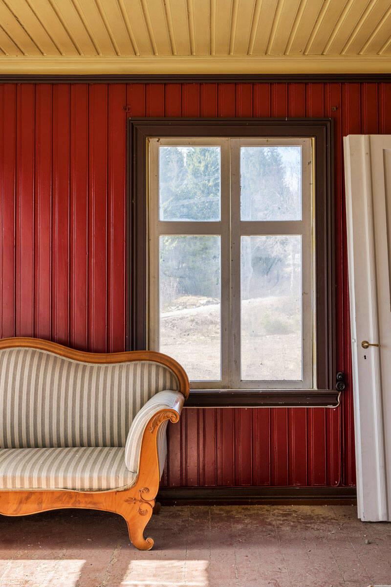 7 tips för att återskapa färg och tapet i ditt gamla sommarhus