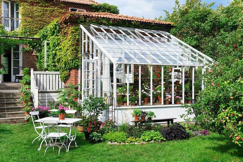 8 tips när du ska bygga växthus