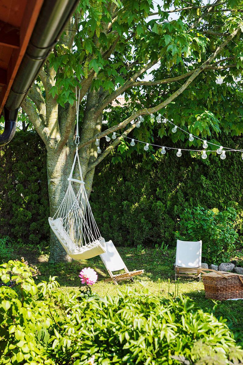 Romantisk torpdröm i blått och trä – kika in