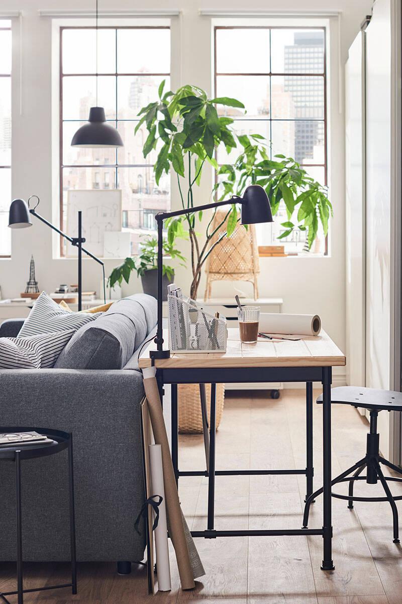 6 snygga idéer för hemmakontoret