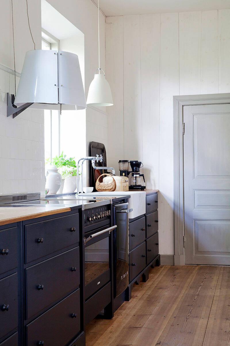 Vackert och stilsäkert – inspireras av prästgården Skåne