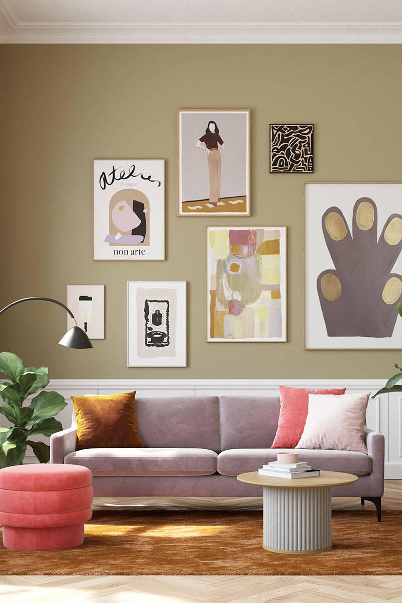 8 tips när du ska inreda ditt vardagsrum