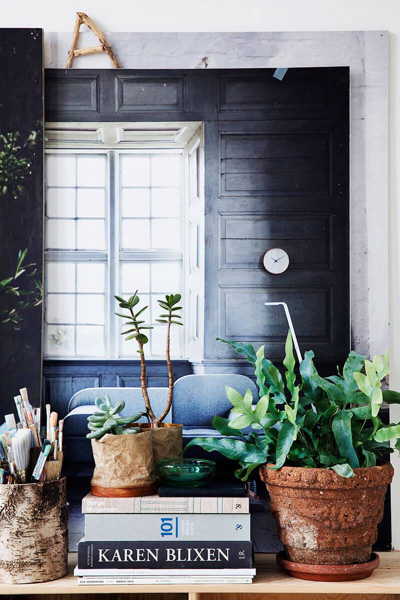 Uppdatera hemmakontoret – 3 personliga stilar