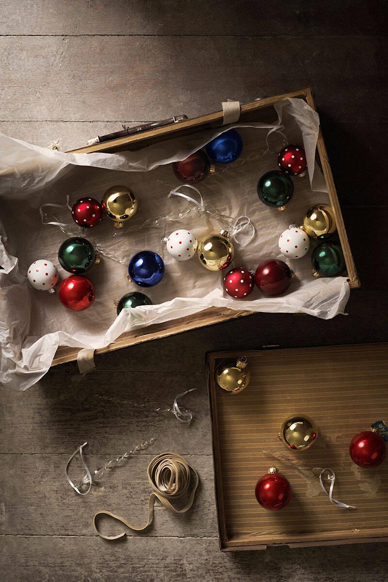 Stilfull dukning och stämningsfull hemkänsla – här är vintern på Ikea