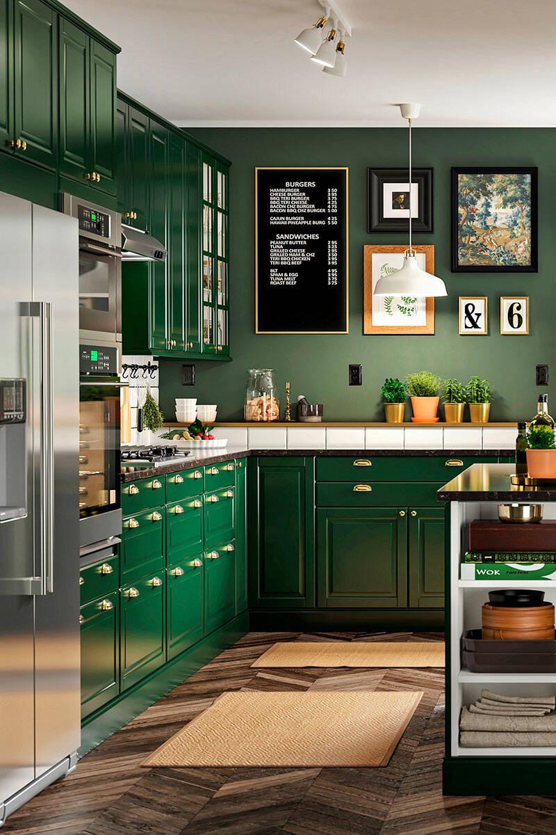 Så förnyar du köket i höst – 5 trender