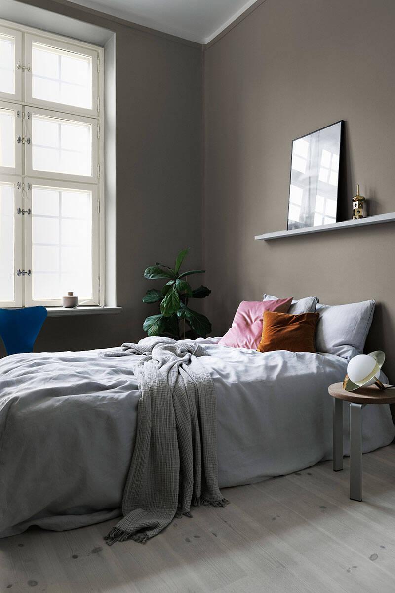 12 trendiga och mysiga sovrum att inspireras av