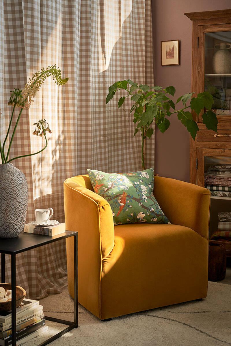 Stylisten tipsar: Så skapar du ett harmoniskt och ombonat hem